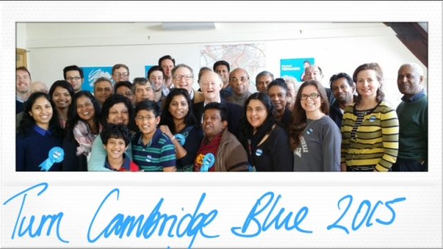 Turn Cambridge Blue 2015